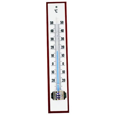 Teplomer izbový vnútorný drevo/UH 16 cm WW
