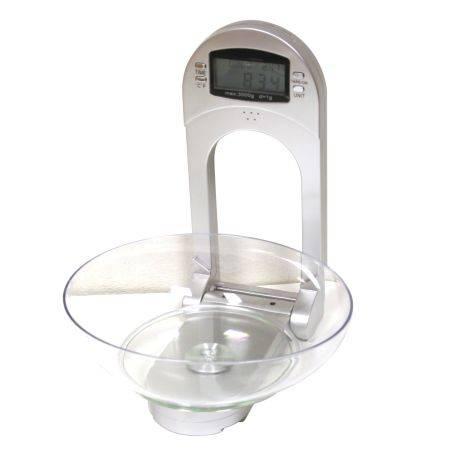 Váha kuchynská závesná digi. do 3kg