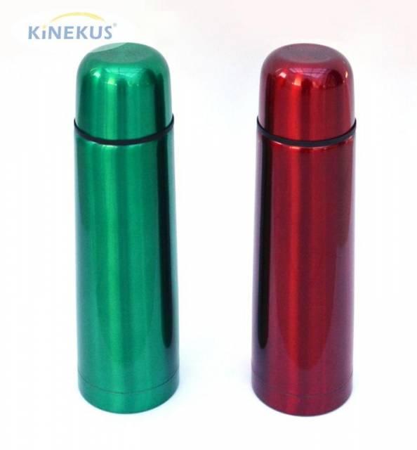 Kinekus Termoska nerezová farebná metalická Skveler 1 l