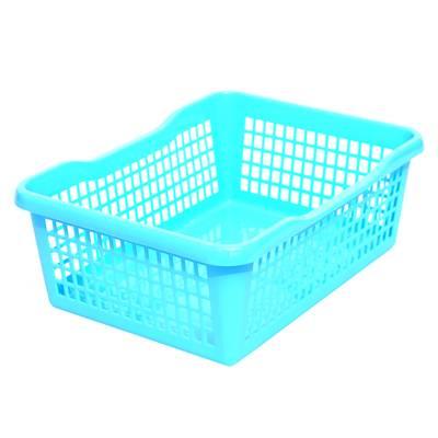 Aldo Plastový košík 41,9 x 32 x 16,8 cm, béžová