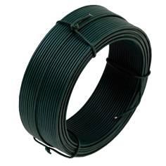 Drôt viazací 2mmx50m PVC zelený