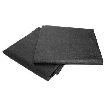 Textília Garden B1303 1,6x5 m, netkaná, 50 g/m, čierna