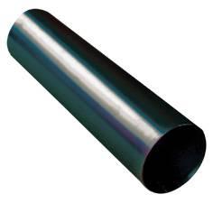Dymová rúra , 130 mm, 50 cm, 1,5 mm