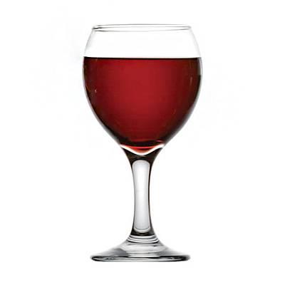 Pohar na vino Č 210ml MISKET ciry, sklo, ww