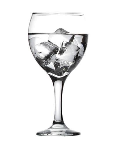 Pohár na víno 260ml MISKET číry, sklo, ww