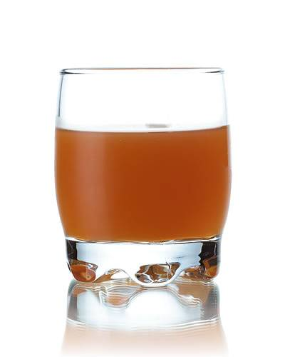 Pohar na vodu 190ml ADORA ciry, sklo, 6ks sada