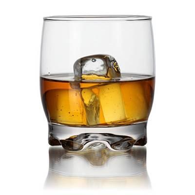 Pohar na whisky 290ml ADORA ciry,sklo, 6ks sada
