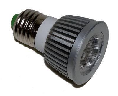 Žiarovka LED E27 6W teplá