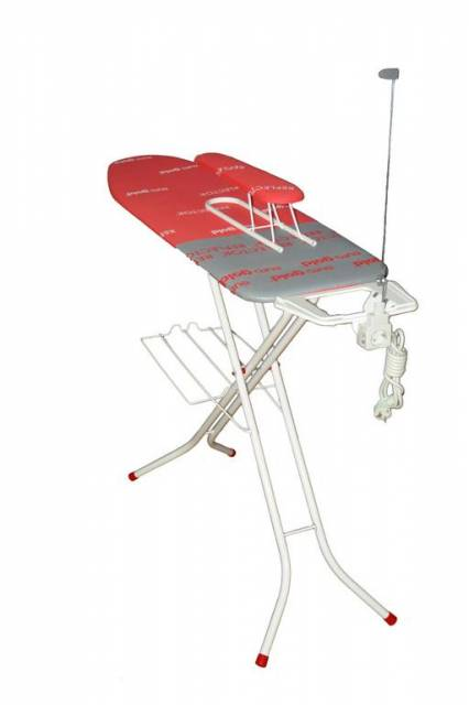 Žehliaca doska REFLECTOR P 120x38 cm s rukávnikom