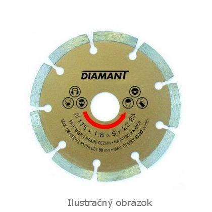 Kotúč diamantovy 150x22,2x2mm, SEGMENT