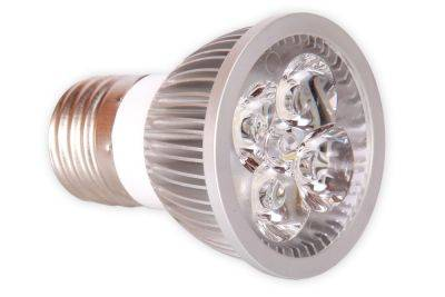 Ziarovka LED E27 4W studena xxx