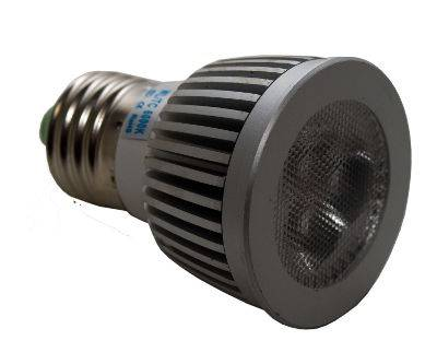 Ziarovka LED E27 6W studena xxx