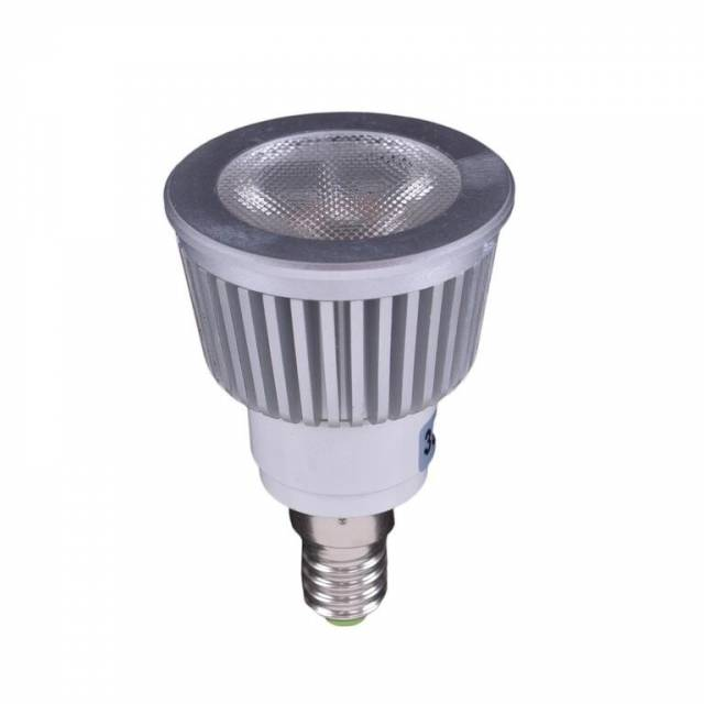 Ziarovka LED E14 6W tepla xxx