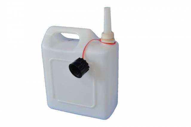 kanister s výlevkou 10l plastový