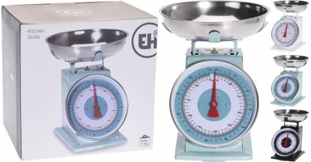Váha kuchynská mechanická do 5 kg