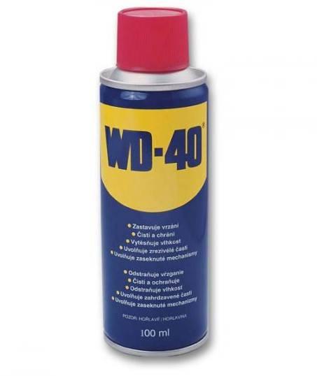 Olej WD 40 100 ml