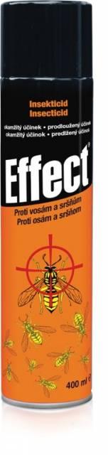 Postrek sprej na osy a sršne, 400 ml EFFECT