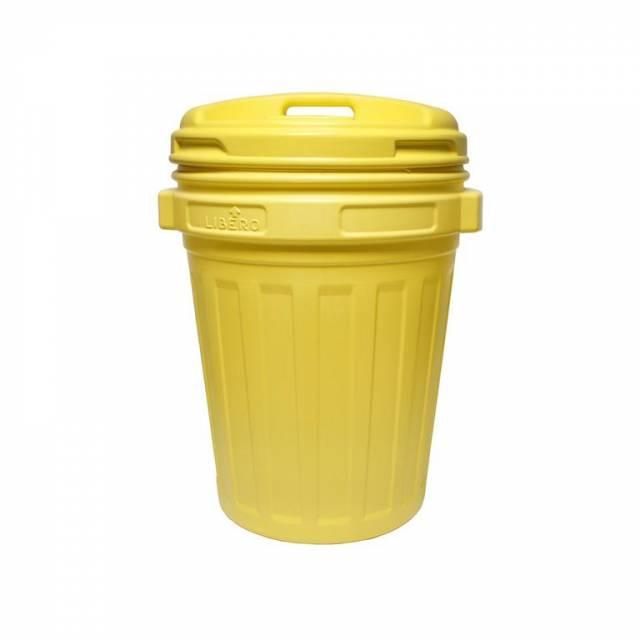 Kinekus Kôš na odpad 24772 70 l žltá