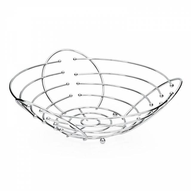 Košík na ovocie drôtený okrúhly AE-1080