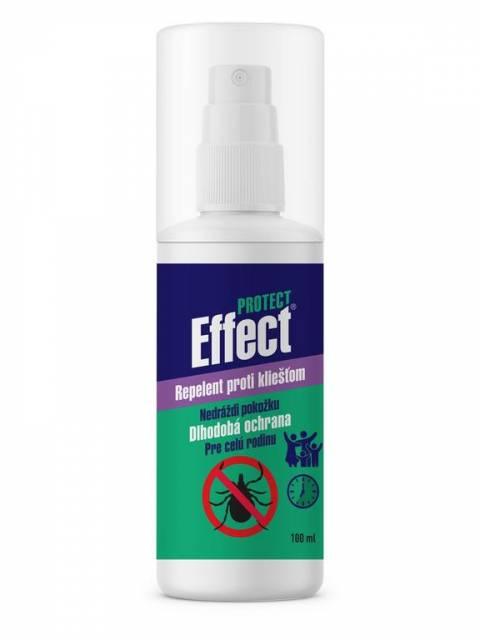 Repelent proti kliešťom EFFECT PROTECT 100ml sprej