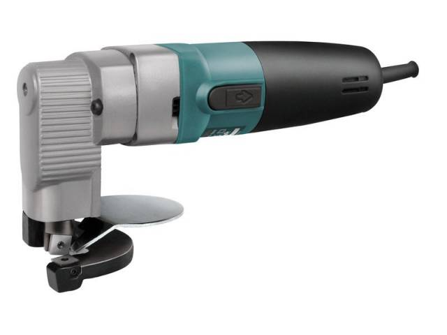EXTOL INDUSTRIAL Elektrické nožnice na plech, príkon 500 W, 0 -2,5 mm