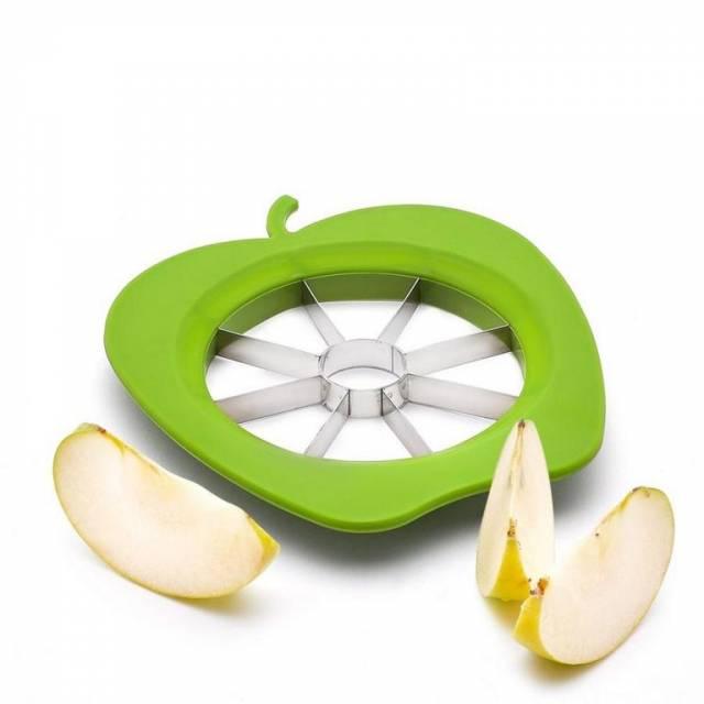 Krájač na jablká, zelená