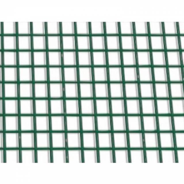 Pletivo štvorec 13x13/1.2x1000x25m PVC zvarane Skveler