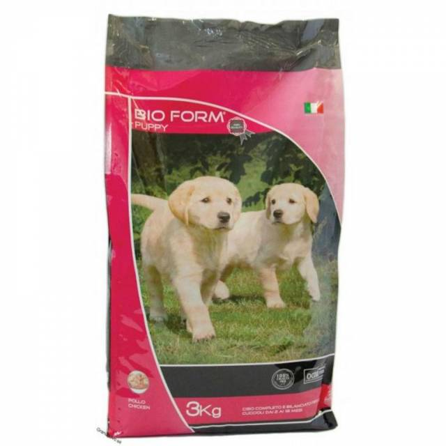 Granule/krmivo pre šteniatka Bio Form 3kg