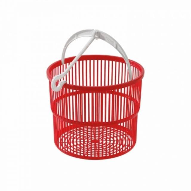 """Košík na štipce na prádlo UH o19XH15.5CM okrúhly """"Magico""""TONTARELLI"""