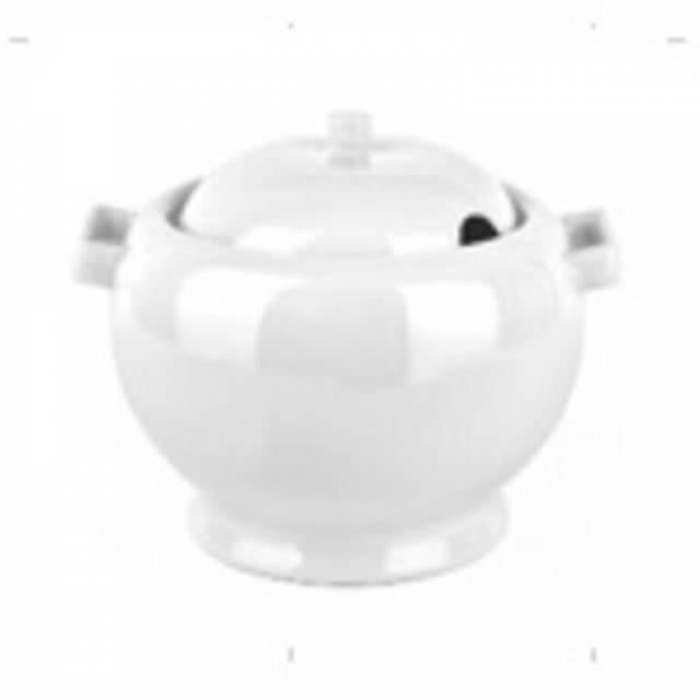 Misa na polievku porcelánová 2,5L