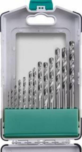 Vrtáky do kovu HSS 13 dielna sada, 1,5-6,5mm