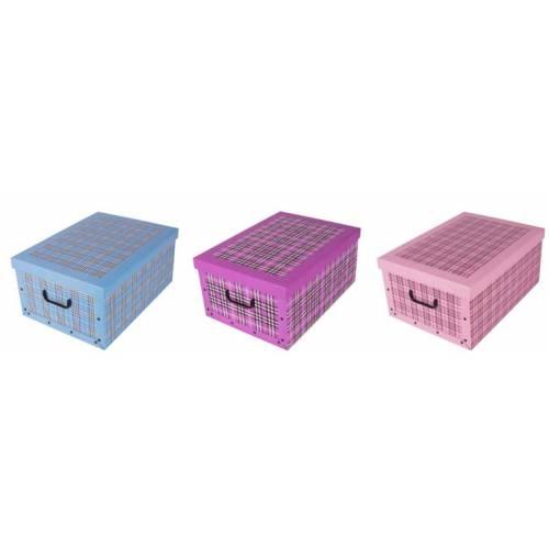 f0e4bacdf Box/krabica úložná mix 3 farieb | Kinekus