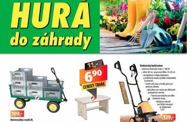 6863261f6 Letáky a katalógy | KINEKUS.SK to je náradie, záhrada, domácnosť a ...
